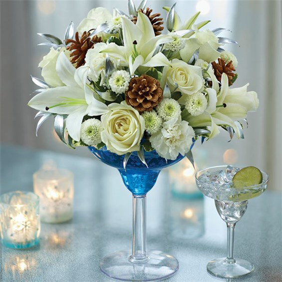 1-800-FLOWERS® WELCOME WINTER™ MARGARITA | 1-800-Flowers 4 Gift Seattle