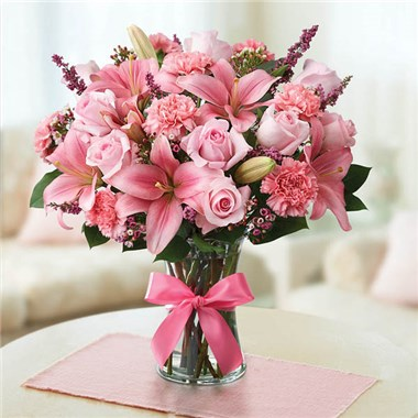1 800 Flowers 174 Expressions Of Pink 1 800 Flowers 4 Gift